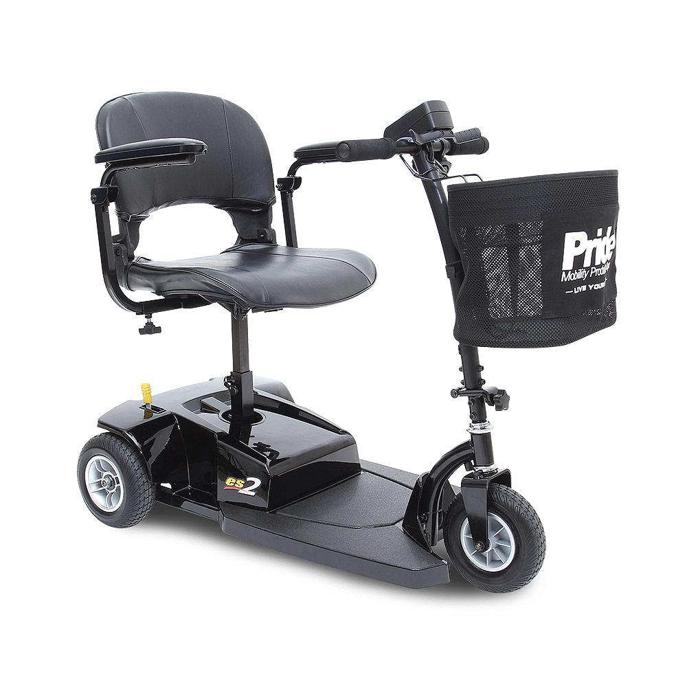 Go Go ES Black EV Chair