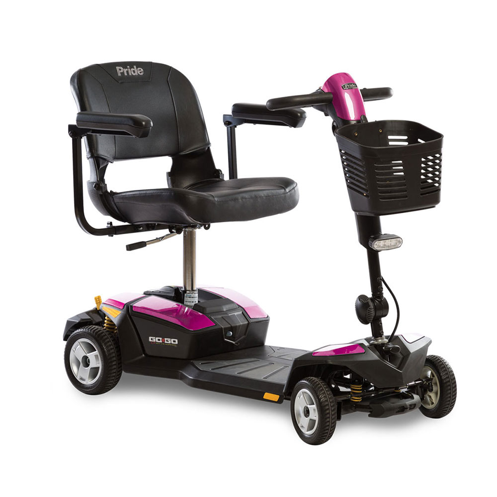 Go-Go® LX with CTS Suspension 4-Wheel Pink Pearl