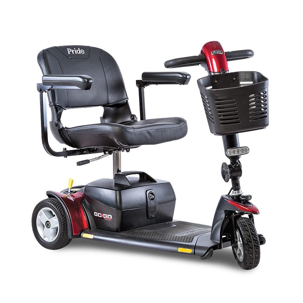Go Go Sport Red EV Chair
